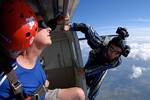 Skydiving Video Packages Stamford
