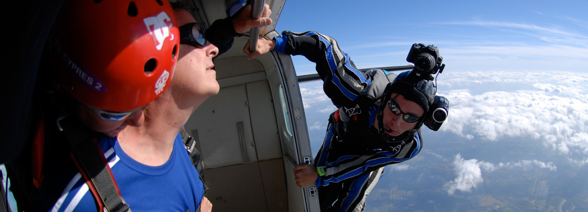 Stamford Skydiving Video Packages