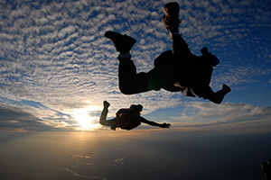 Skydiving Training in Stamford